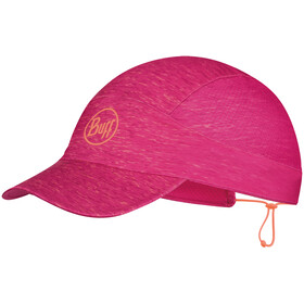 Buff Pack Run Gorra, r-pink htr